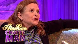 Carrie Fisher - Full Interview on Alan Carr: Chatty Man