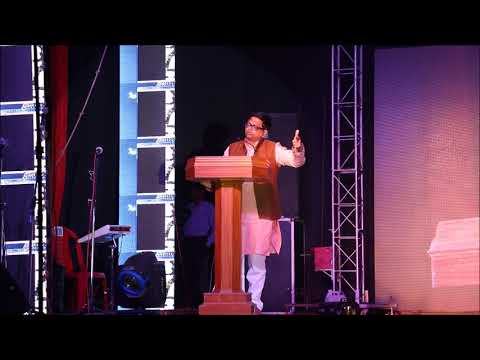 MLC Arun Pathak - Speech at SGM International School Kanpur