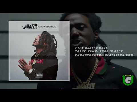 Mozzy- Pure In Pack Beat Remix [Prod.By ComeUp] Instrumental Remake