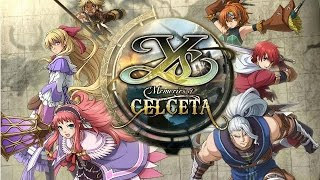 PS Vita Longplay [006] Ys Memories of Celceta (part 1 of 3)