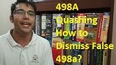 Women - Think before you file 498A Case - Because that will