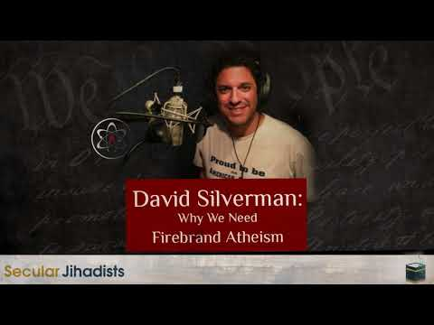 EP41: David Silverman: Why We Need Firebrand Atheism