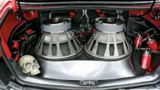Car Audio EXTREME BASS TEST