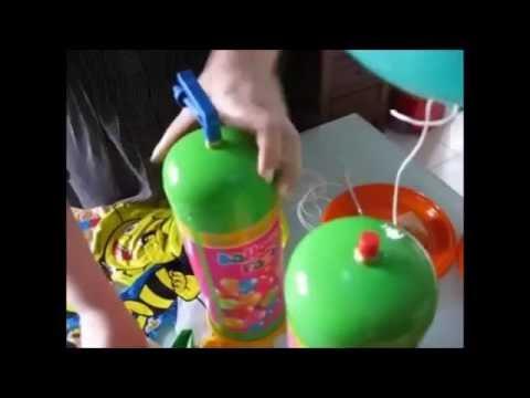 99fa505792 Φιάλη ήλιον μίας χρήσης 20   28 μπαλονιών - YouTube