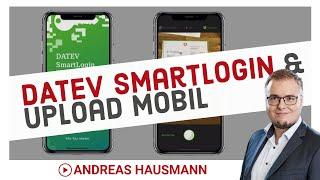 So richtest du DATEV SmartLogin und Upload mobil für Meine Steuern ein