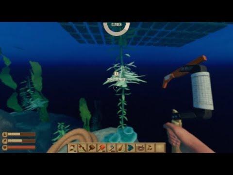 Finding Seaweed! - Raft Gameplay Episode 23