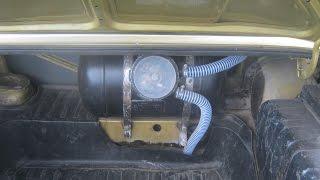 видео Электробензонасос на карбюраторный двигатель: установка и основные преимущества