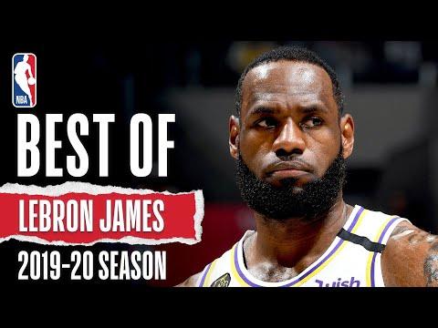 👑 LeBron's BEST Plays 👑 | 2019-20 Season