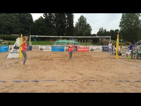 Helsinki: Team Voima vs. Tokarenko/Hyttinen