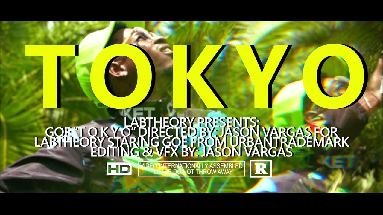 GOE - T O K Y O (Official Video)