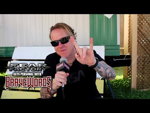 FEAR FACTORY's Burton C. Bell Talks Past, Present And Future At Heavy Montréal