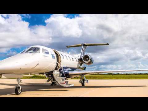 EMBRAER Phenom 300 - The most-delivered business jet
