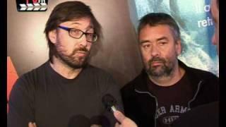 EXCLU : LUC BESSON - PIERRE MOREL En Interview Sur TAKEN