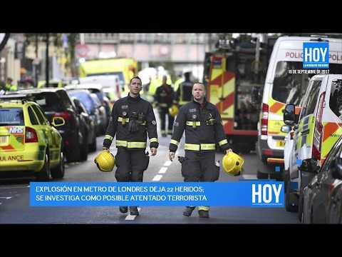 Noticias HOY Veracruz News 15/09/2017