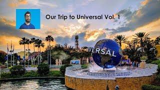Our Universal trip Vol1.