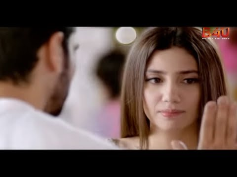 Tere Bina Jeena Song Video  Bin Roye Movie 2015   Mahira Khan, Humayun Saeed, Rahat Fateh Ali Khan