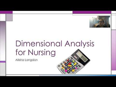 30 Dimensional Analysis Factor Label Method Worksheet ...