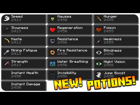 Minecraft Xbox 360 XB1 NEW Potions Water Breathing