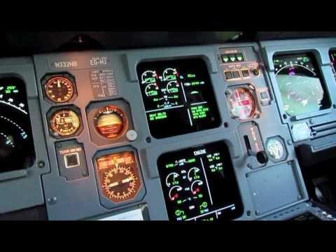 HD Airbus A320 Cockpit Tour