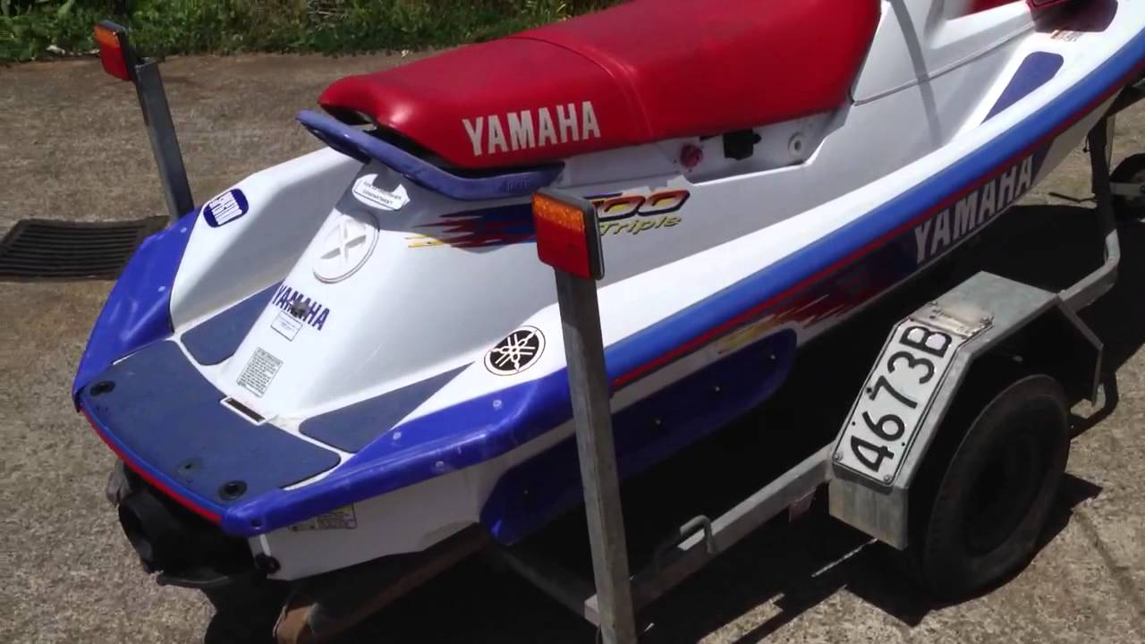 Yamaha Waveraider Triple