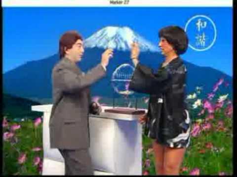 Silvio Santos na TV Japonesa