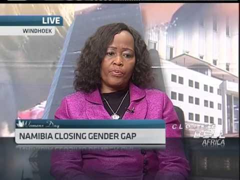 Namibia Closing the Gender Gap