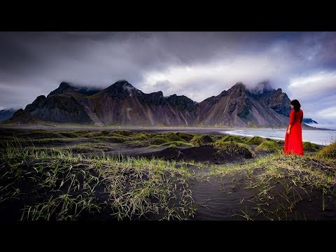 Enchanting Iceland,  4k Cinematic Travel Short Film | iPhone 7 Plus, Osmo Mobile | DJI Mavic | G85