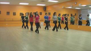 Cry Cry Cry - Line Dance (Dance & Teach in English & 中文)