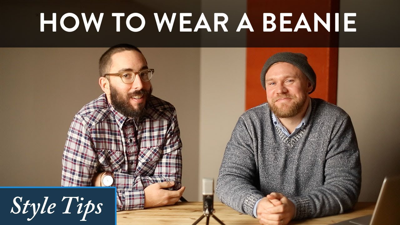How To Wear A Beanie - Style Advice for Guys - YouTube 11765a945ce