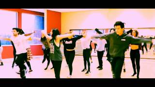 FUZE: 4 Days to Go, Dance Rehearsals