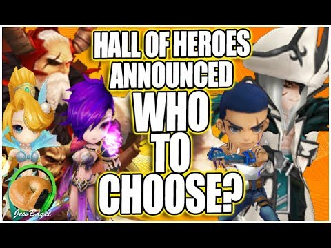 SUMMONERS WAR : Anniversary Hall of Heroes Announced! Who to Choose?