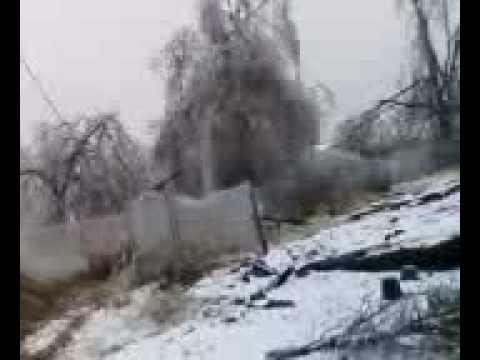 Hayti Ice Disaster 2009