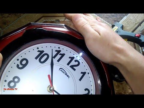 Подсветка в настенные часы своими руками (доработка)
