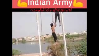 Indian Army Killer Attitude Status for Boys | Indian army Hearts touching Status
