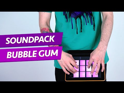 Bubble Gum - Electro Drum Pads 24
