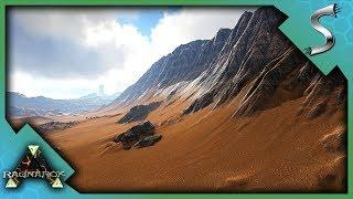 JOURNEY TO THE DESERT TEMPLE Ark RAGNAROK DLC Gameplay