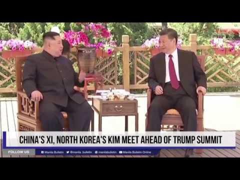 Kim-Xi summit sends signal to Trump of China's key role