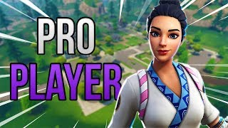 🔴 Pro Console Player! // Top 0.6% Solo Player!  (Fortnite Battle Royale)