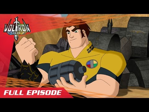 Voltron Force ep06 - The Hunkyard video download