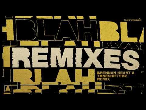 Armin Van Buuren - Blah Blah Blah (Brennan Heart & Toneshifterz Remix)