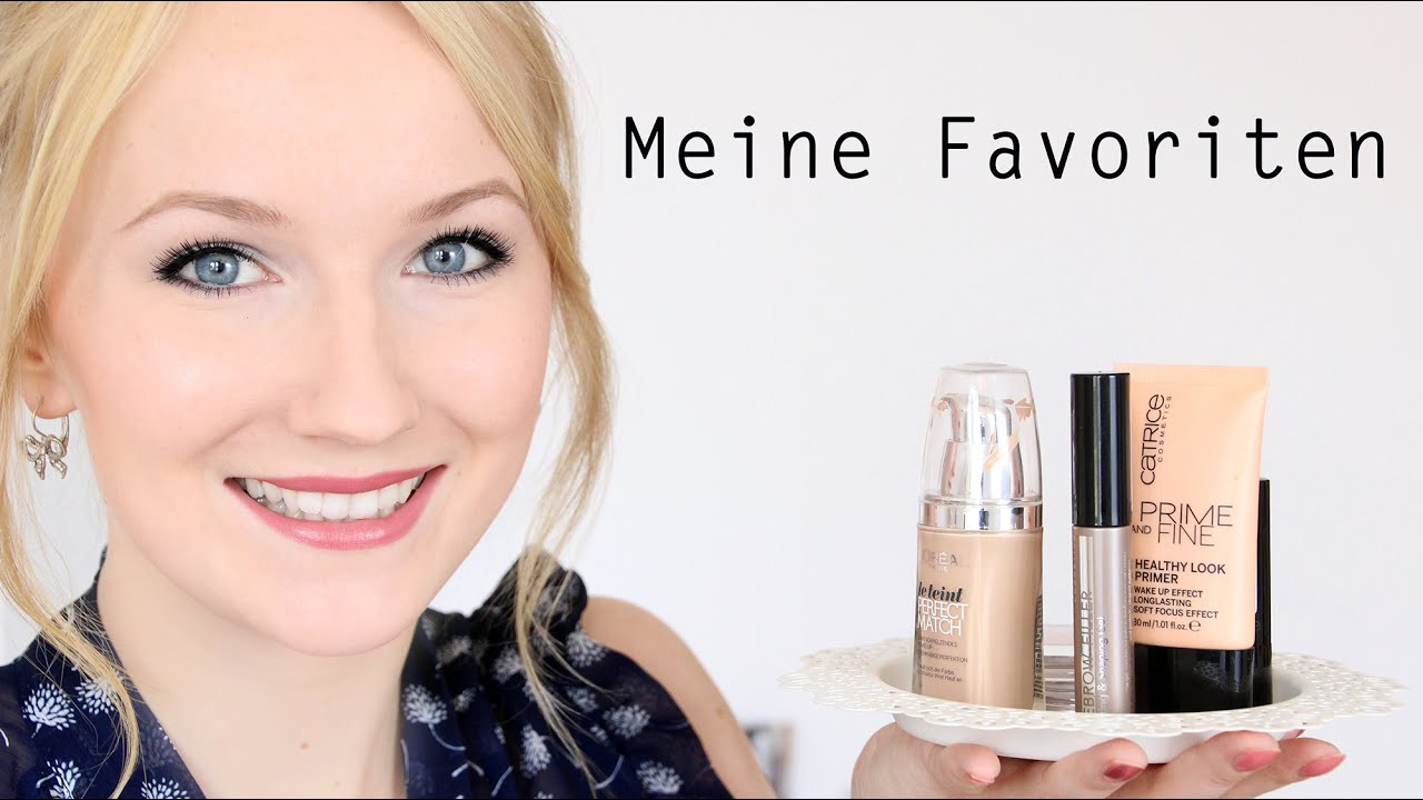 makeup live test meine beauty favoriten nur drogerie. Black Bedroom Furniture Sets. Home Design Ideas