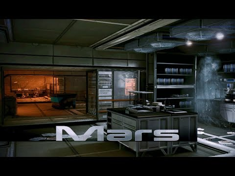 Mass Effect 3 - Mars: Facility Interior (1 Hour of Ambience)