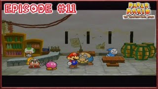 Paper Mario: The Thousand-Year Door - Rogueport's West Side - Episode 11