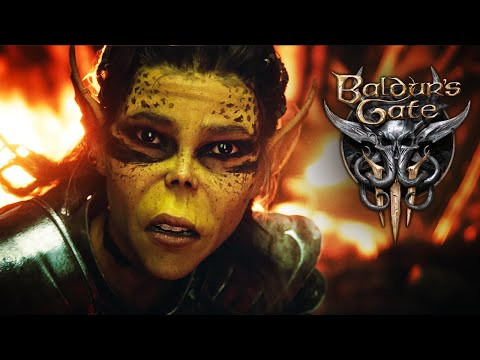 Baldur's Gate 3 - Official 4K Opening Cinematic Trailer