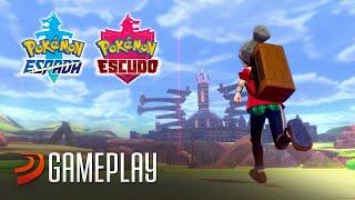 Pokémon Espada y Escudo en... ¡5 minutos de nuevo gameplay en español!
