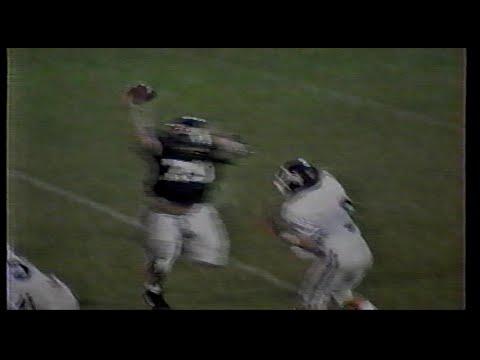 Hancock High School Class of 1997 Football Season