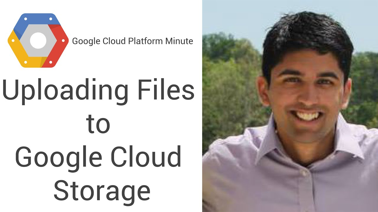 Uploading Files and Folders to Google Cloud Storage