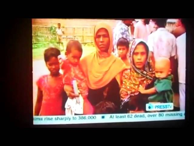 burma muslim killed z1 Travel Video