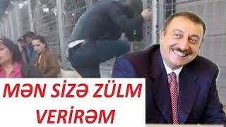 İlham Əliyevin Vətəndaşa Zülm Edir
