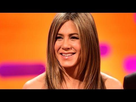 Jennifer Aniston talks about a Friends reunion - The Graham Norton Show: Episode 8 - BBC One